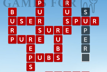 Wordscapes Level 1098 Answers