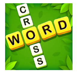 Word Cross Icon